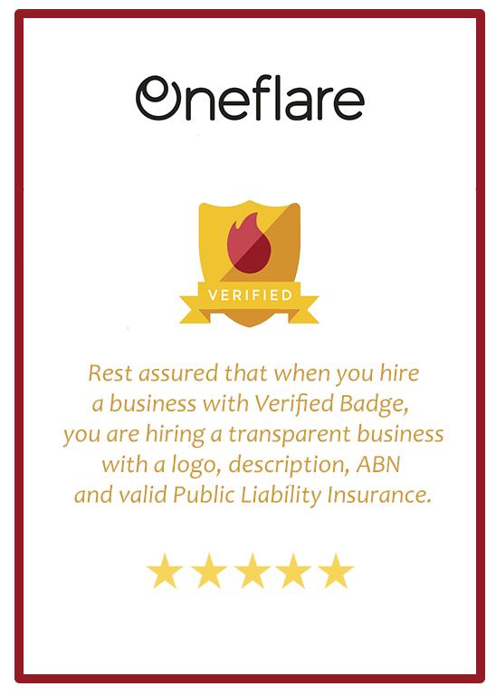 kleenworld oneflare-verified